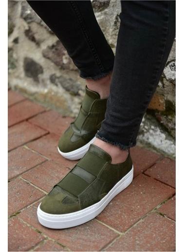 Chekich CH033 BT Erkek Ayakkabı HAKı Haki